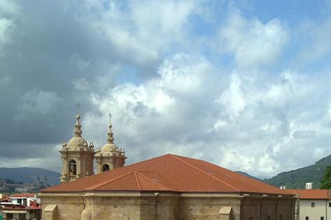en Basílica de Santa María del Coro