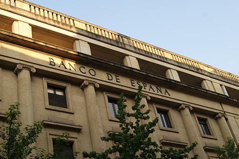 en Banco de España
