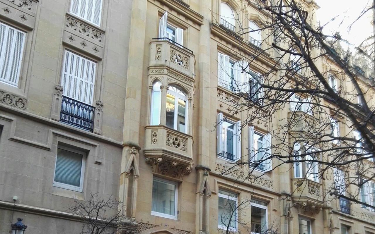 Rehabilitación Edificio Kutxa, San Sebastián
