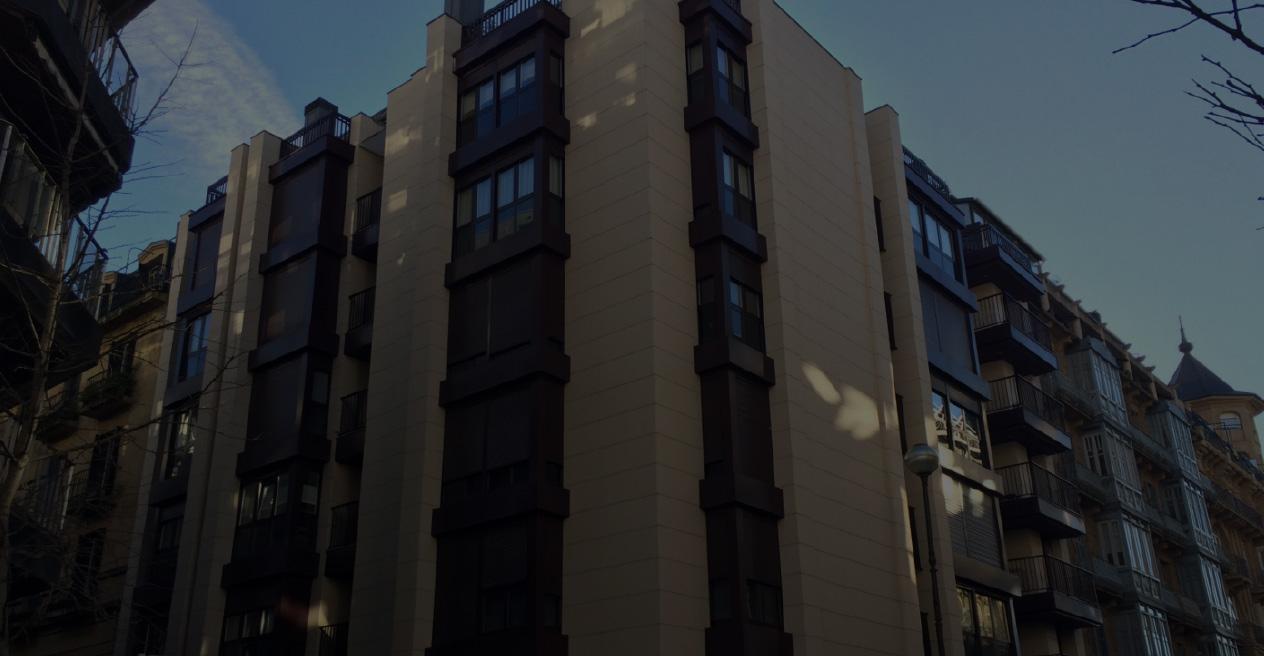 Rehabilitación de edificios y restauración de patrimonio