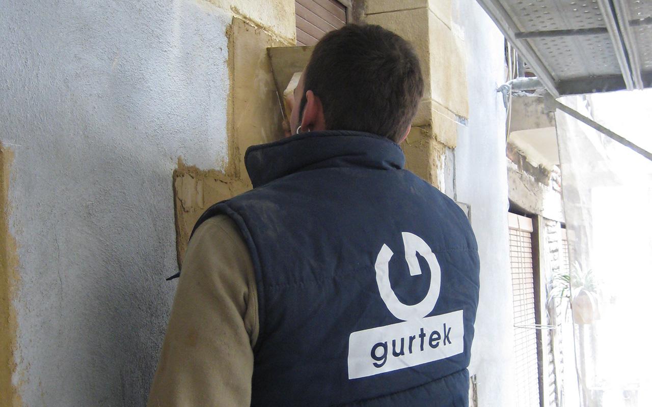Restaruración fachada 31 de Agosto