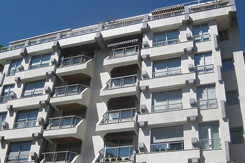 Rehabilitación de edificios en Zubieta 28-30