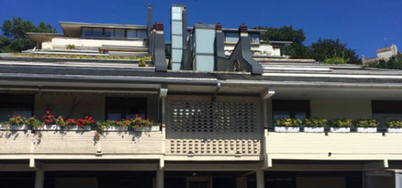 Instalación en casas escalonadas de ascensores