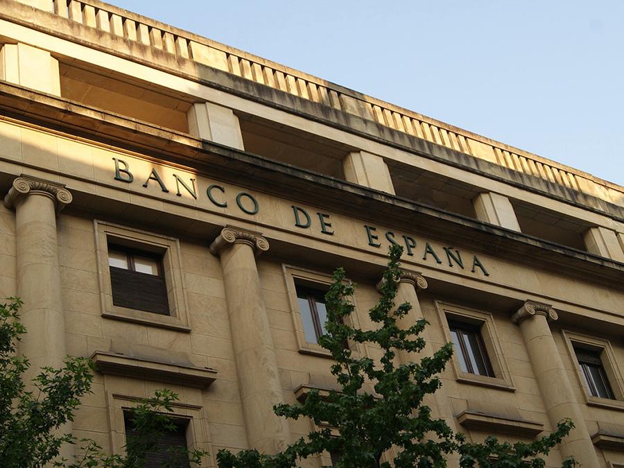 Restauración edificio histórico del Banco de España