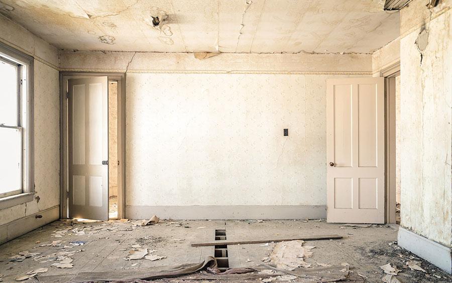 Rehabilitación integral de edificios antiguos