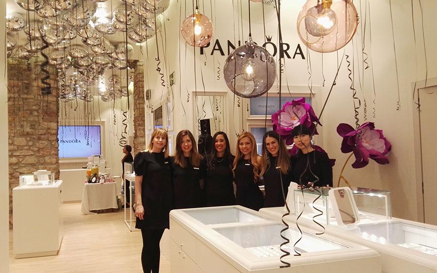 Reforma local comercial Pandora