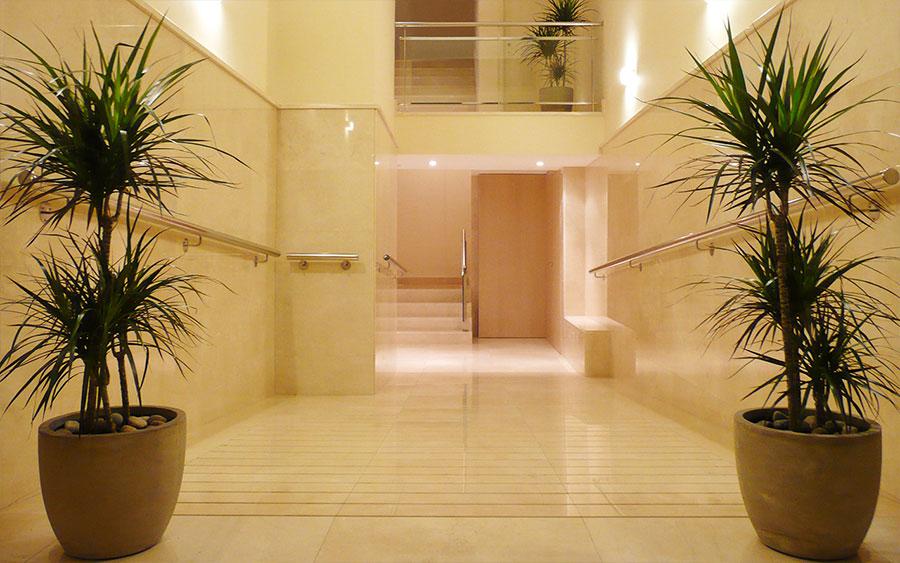 Rehabilitación de vivienda, instalación de un ascensor