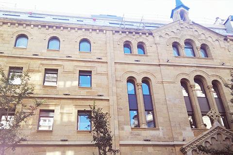 Restauración de Patrimonio en Hotel Zenit
