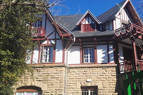 Restauración de Patrimonio en Villa Ulialde