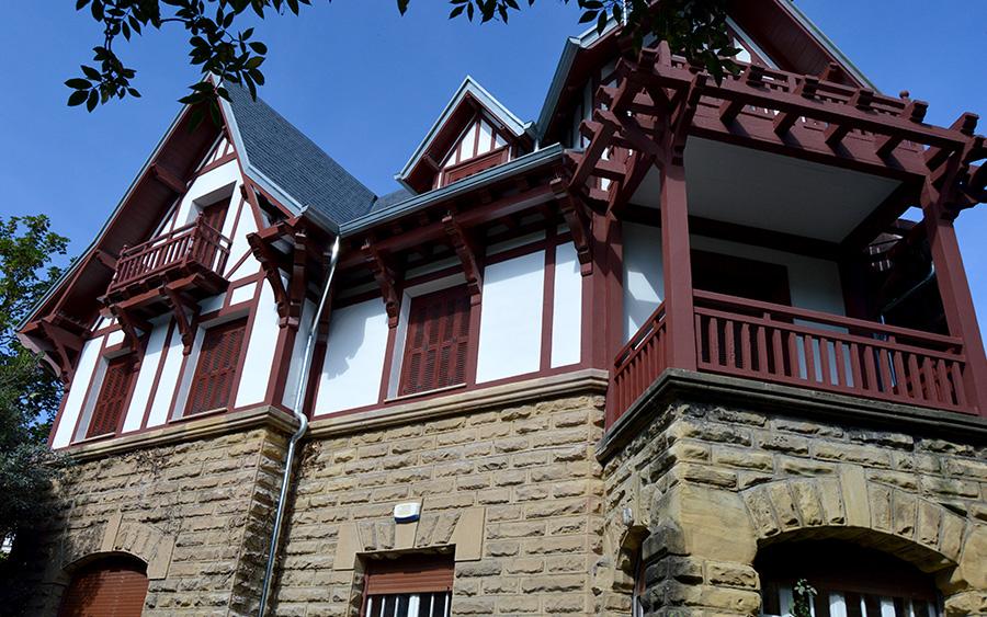 Restauración de patrimonio Villa Ulialde