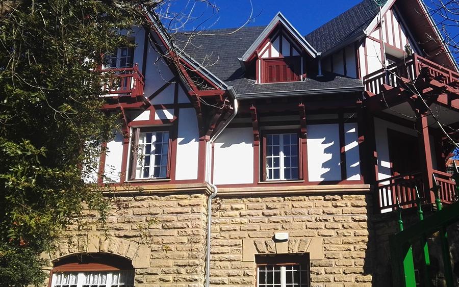 Restauración y rehabilitación de edificios protegidos