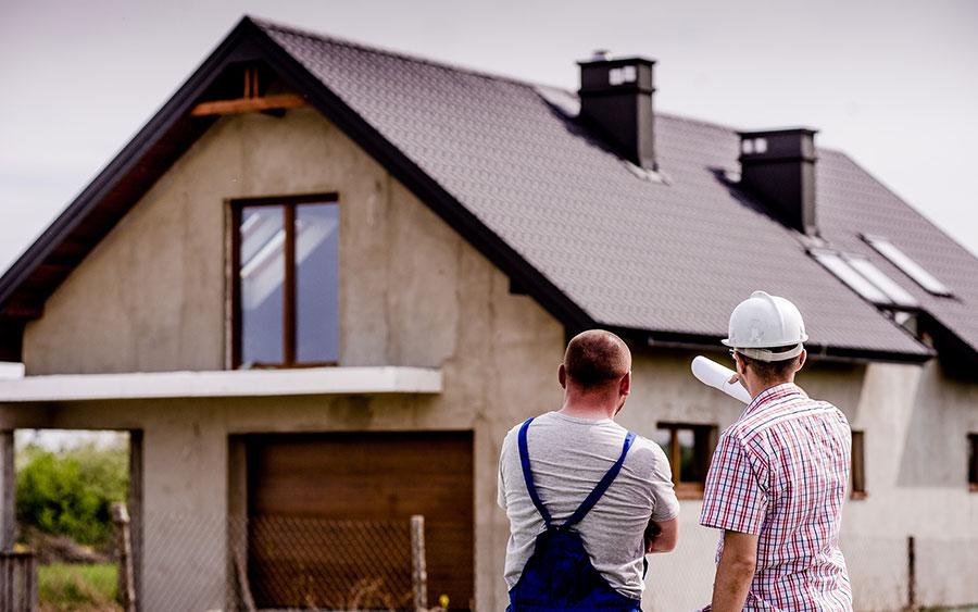 Un arquitecto en la reforma o rehabilitación de una vivienda