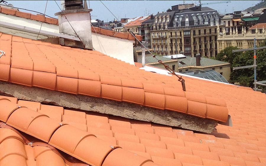 Aislamiento térmico en los tejados